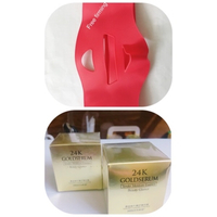 Used 24k goldserum with 🎁 face firming mask in Dubai, UAE