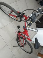Used 22 Inch Red Bike in Dubai, UAE