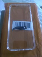 Used transparent glass iPhone case in Dubai, UAE