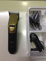 Used HTC rechargeable hair trimmer new  in Dubai, UAE