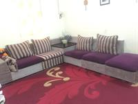 5seater  Sofa.  With Corner