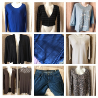 Used Bundle Jeans & sweater & pullovers  in Dubai, UAE