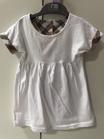 Dress burberry for 9m to 1.5 years old