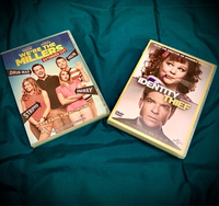 Used Set of Two Comedy Movie DVDs in Dubai, UAE
