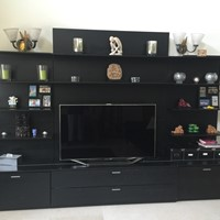 Used TV Unit For Sale  in Dubai, UAE