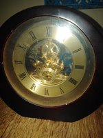 Used Antique clock in working condition in Dubai, UAE