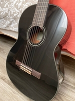 Used Yamaha C40 Black Classical guitar in Dubai, UAE
