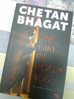 Used Girl in the room 105 by chetan bhagat in Dubai, UAE