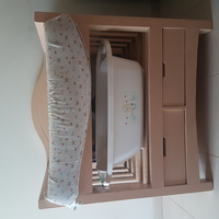 Used Baby changer & bed in Dubai, UAE