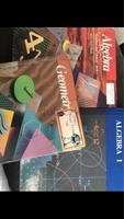 Used Grades 7-9 Algebra and Geometry Books in Dubai, UAE