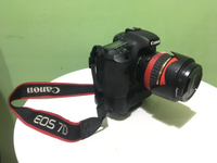 Used Used Canon 7D DSLR Good Condition in Dubai, UAE