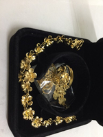 Used Gold plated jewelry 3pc in Dubai, UAE