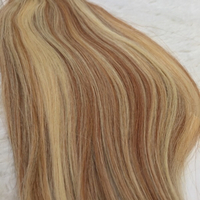 Used Clip in remy hair 18 #8/613 in Dubai, UAE