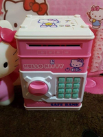 Used Hello kitty atm bank in Dubai, UAE