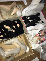 Used 5 brandnew shoes size 37 in Dubai, UAE