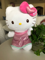 Used Big hello kitty toy 18 3/4 inches LN in Dubai, UAE