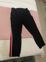 Used Zara, black pants  in Dubai, UAE