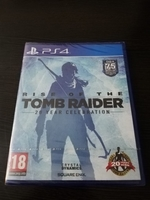 Used Tombe raider ps4 brand new seal pack in Dubai, UAE