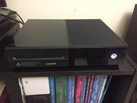 Used XBOX ONE 500GB (Defective) with Adapter. in Dubai, UAE