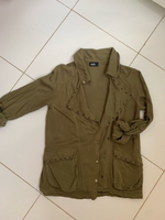 Used Military green jacket  in Dubai, UAE