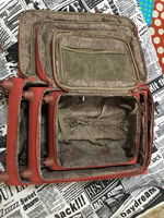 Used Pure leather 3xJUMP TBags. Almost new.  in Dubai, UAE