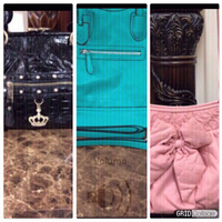 Used 3 preloved bags in very good condition  in Dubai, UAE