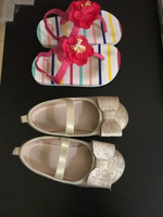 Used H&M shoes and slippers for girls. in Dubai, UAE