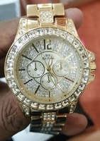 Used Bee sister ladies watch gold color. in Dubai, UAE