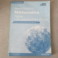 Used edexcel gcse maths practice book in Dubai, UAE