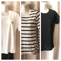 Used Bundle of 3 T-Shirt size XL & L in Dubai, UAE