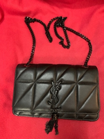 Used YSL Black Body Bag. Class AAA in Dubai, UAE