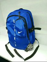 Used Back pack nike blue color in Dubai, UAE
