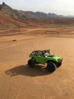 Used Axial scx10 deadbolt 4x4 crawler  in Dubai, UAE
