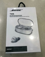 Bose wireless earphone white color