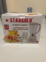 Used stargold blender 3 in 1 in Dubai, UAE
