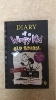 Used Diary of a Wimpy Kid: OLD SCHOOL. in Dubai, UAE