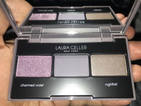 Used Authentic LAURA GELLER Eyes Shadows in Dubai, UAE