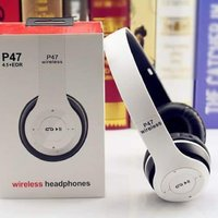 Used P47 headphones new Friday night offer🔊 in Dubai, UAE