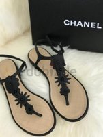 Used Chanel sandals in Dubai, UAE