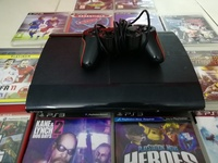 Used Playstation 3 with 18games + 1controller in Dubai, UAE