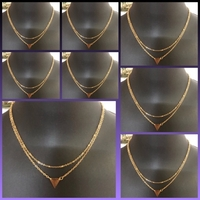 Used 8 pcs of Josie Necklace in Dubai, UAE