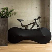 Used Indoor bicycle cover black  in Dubai, UAE