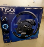 Used Thrustmaster T150 wheel for PS4/PS3 in Dubai, UAE