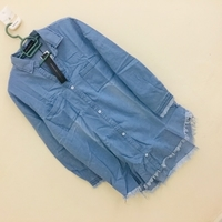 Used Brand New ladies jean Top size XL in Dubai, UAE