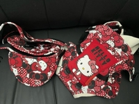 Used Hello Kitty Carrier and Unicorn Dress in Dubai, UAE
