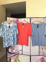 Used 3 AUTHENTIC Karen Scott tops Curvey Lady in Dubai, UAE
