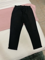 Used Bersheka, grey pants  in Dubai, UAE