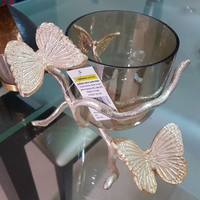 Used Candle fancy stand decor  in Dubai, UAE