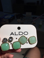 Used Earring set from Adol, rarely worn in Dubai, UAE