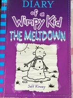 Used Diary of a wimpy kid: the Meltdown in Dubai, UAE